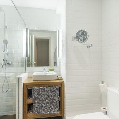 El antes y después de una vivienda diáfana de 63 m²