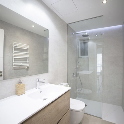 Bendita obra seca: ¡reforma tu baño con trampa!