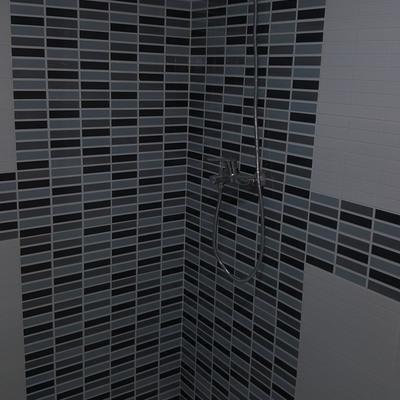 Construccion baño nuevo