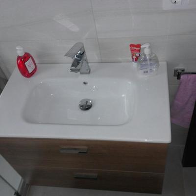 Reforma de baño en Santiago de Compostela