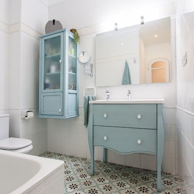 Ideas low cost para cambiar tu baño