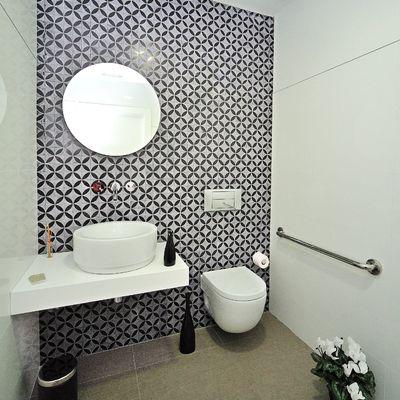 Cómo conseguir un aseo (o baño pequeño) de revista