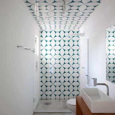 9 Ideas para introducir color en tu baño