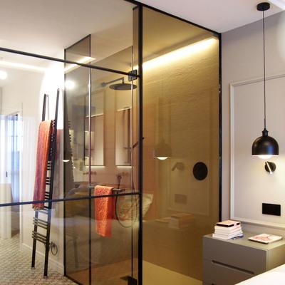 Reforma de habitación, baño y vestidor