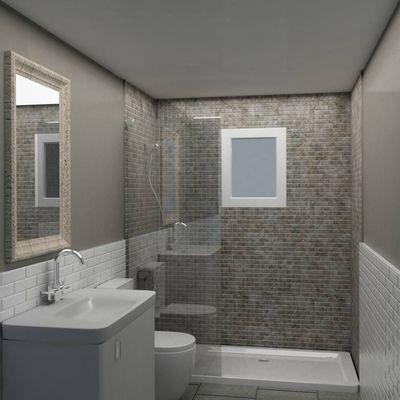 Cómo reformar un baño de 6m² con 2.500 euros