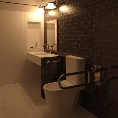 Reforma baño accesible