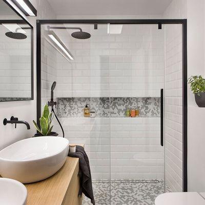 Cómo hacer que el baño parezca más grande y luminoso