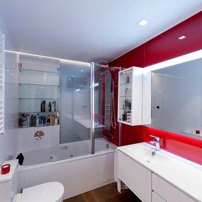 ¡Dale color a tu baño!