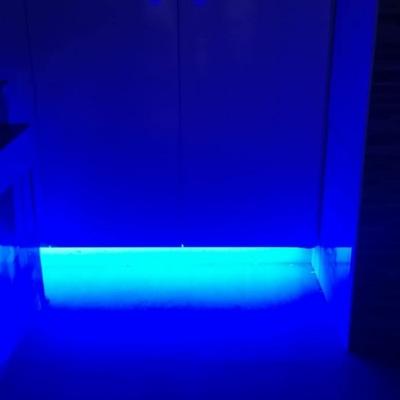 Diseño de iluminación en domicilio