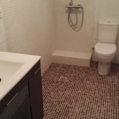 Adaptacion baño para persona dependiente