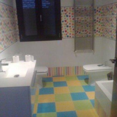 Baño Agatha Ruiz de la Prada!!!