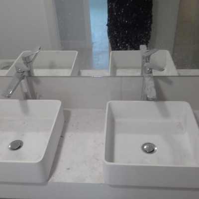 Baño Antes