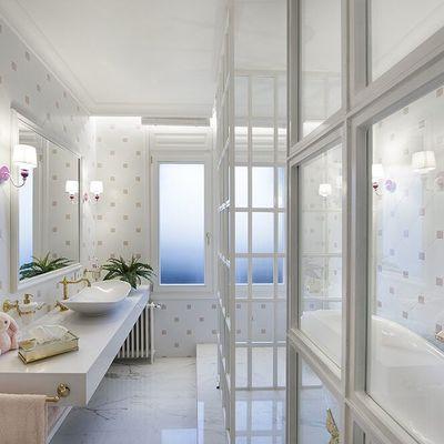 8 trucos para un baño más luminoso