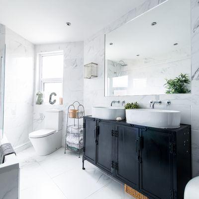 8 errores que debes evitar en tu baño