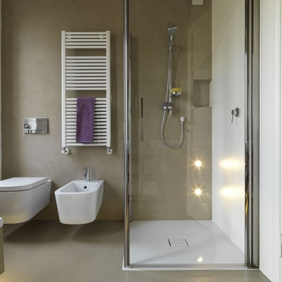 baño completo primera vivienda