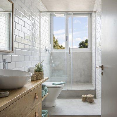 10 baños ¡de revista!