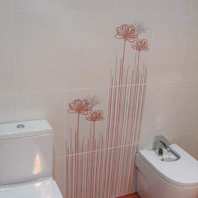Reforma de dos cuartos de baño en Málaga