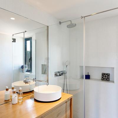 Ideas y fotos de cabina ducha para inspirarte habitissimo - Hornacina bano ...