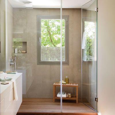 Cómo combatir la humedad en el baño