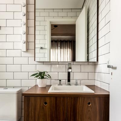 El antes y después de un apartamento de 60 m2 inspirado en lo mejor del diseño nórdico