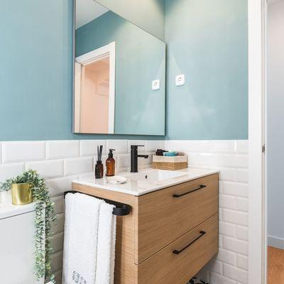4 colores para pintar tu baño y salir de la rutina