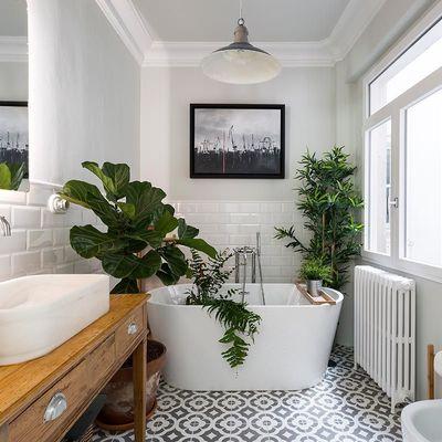 Convierte tu baño en un refugio relajante