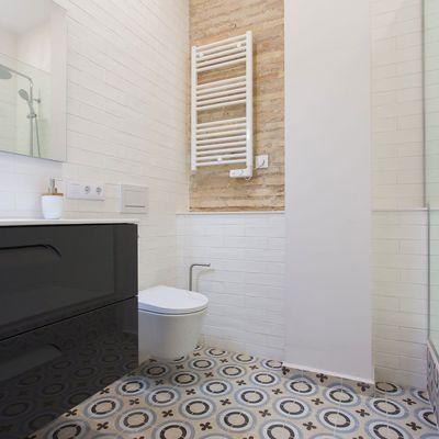 5 reformas para el baño que cuestan menos de 650 euros