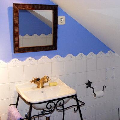 Baño de buhardilla