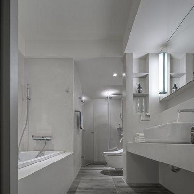 Hasta donde llegue la luz: una casa abierta, luminosa y ordenada