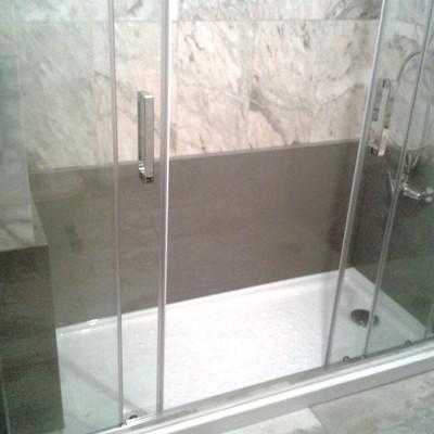 Sustitución bañera por ducha en Cáceres