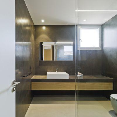7 ideas para reformar un baño gracias al microcemento