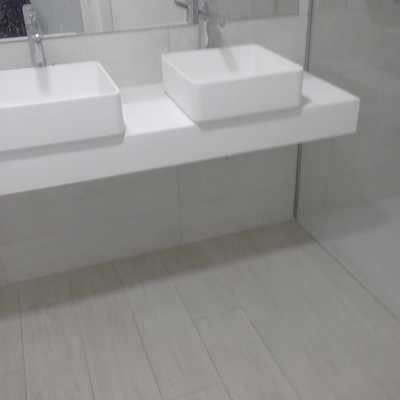 Baño Después