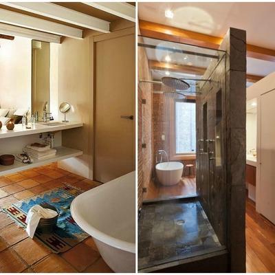 5 Maneras de abrir tu baño al dormitorio