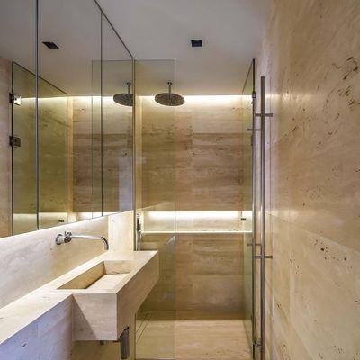 8 ideas que puedes robar para amueblar tu baño