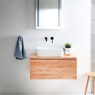 Cómo conseguir un cuarto de baño con estilo escandinavo