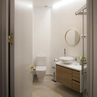 El nuevo baño de M y Lola por emmme studio: baño general