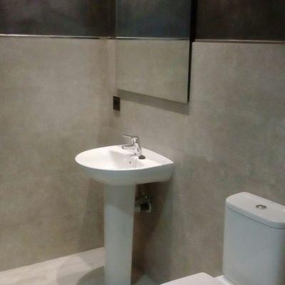 Baños en nuevas instalaciones de Asaja Palencia