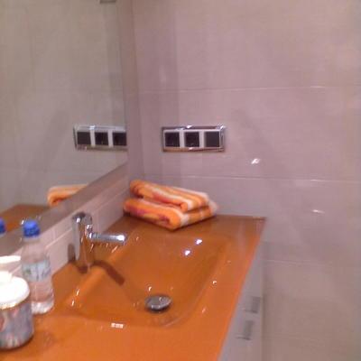 Reforma de  un baño en Girona