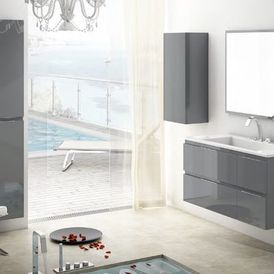 Equipando un cuarto de baño con Stillö