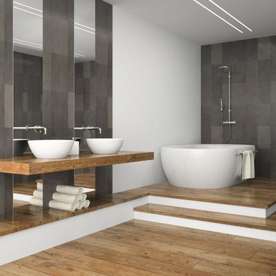 Las 7 tendencias que no pueden faltar en un baño moderno