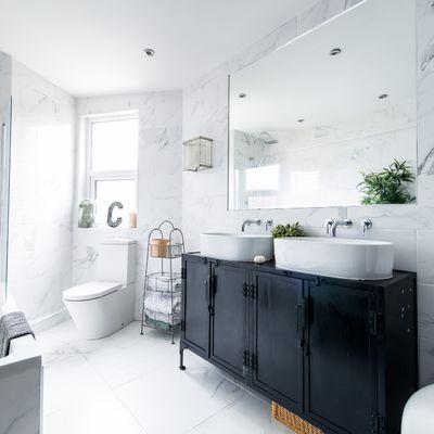 Reforma de baño: todo lo que puedes hacer con 1300 euros