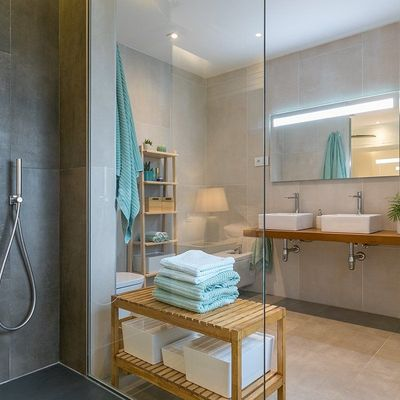 8 ideas que harán tu baño más acogedor
