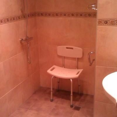 Baño Discapacitados