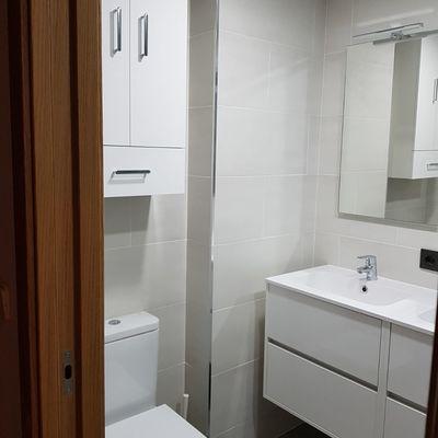 Reforma de cocina y baño en Los Rosales