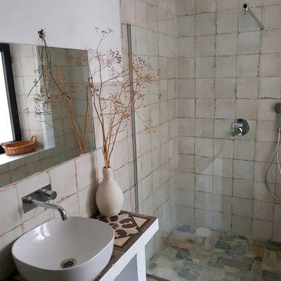 Baño planta de abajo