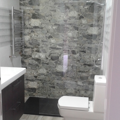 baño principàl reformado
