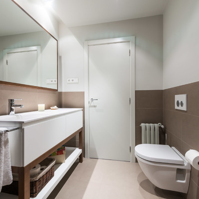 La reforma de un piso funcional y de estilo moderno