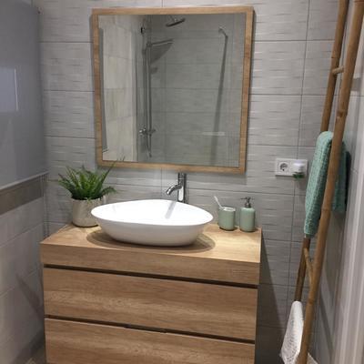 Baño vestidor cuarto principal