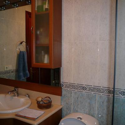 Baño - zona lavamanos
