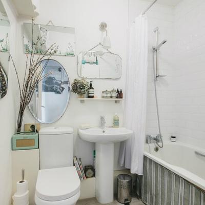 Mini apartamento de estilo vintage